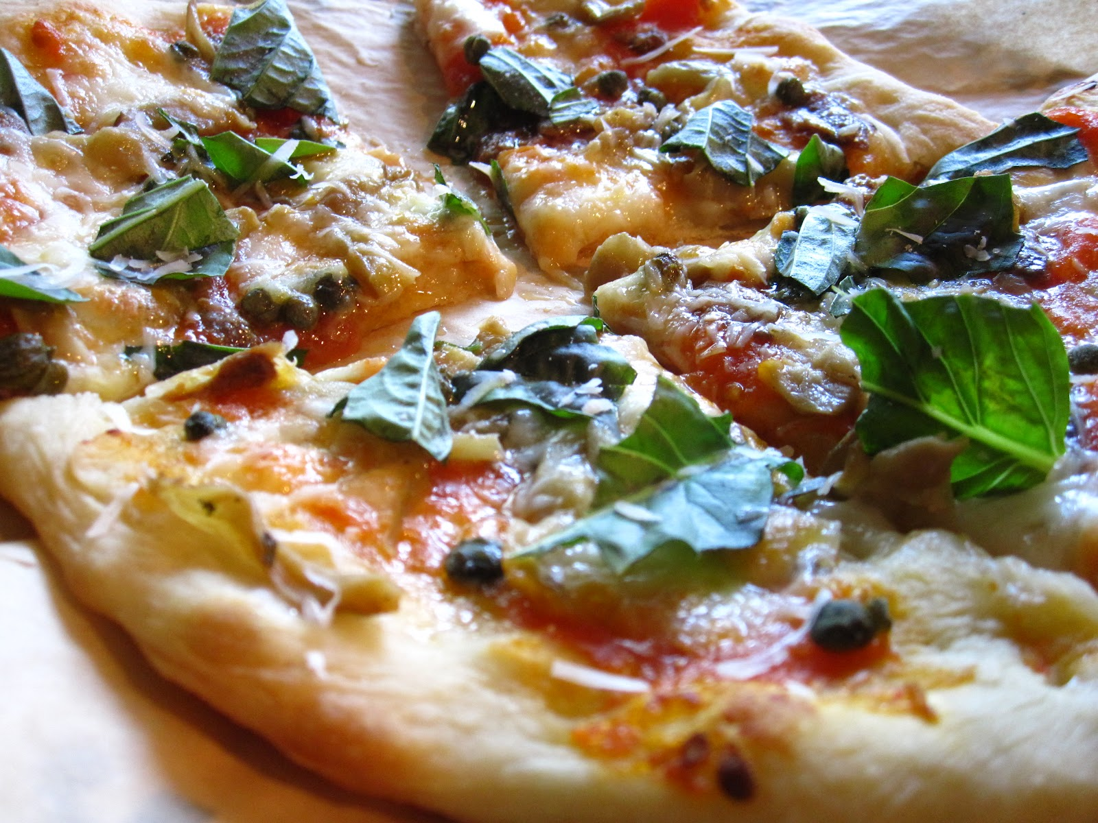 Pizza coupons pizza capers