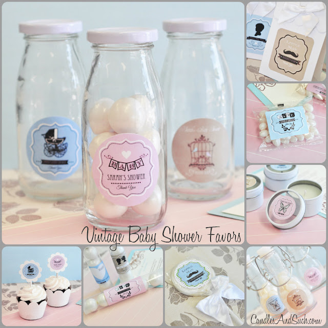 CandlesAndSuch.com Blog - Wedding Favor Ideas - Wedding Favors