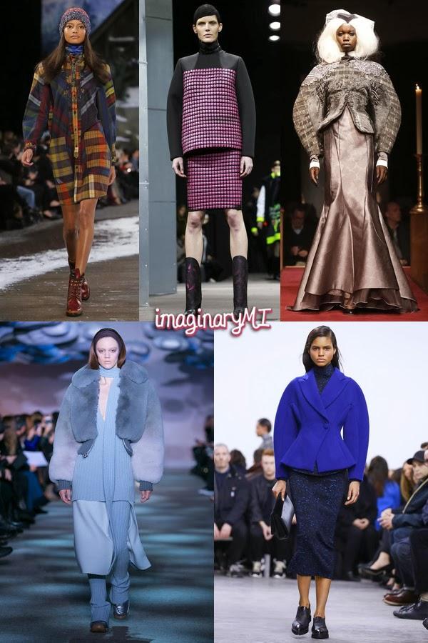 FASHION : New York Fashion Week Fall/Winter 2014-2015 ...