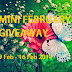 Mini February Giveaway