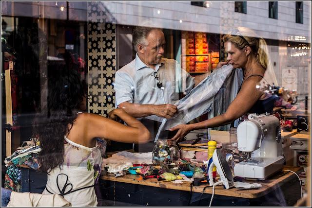 Barcelona: franquicias y otros patrones estéticos