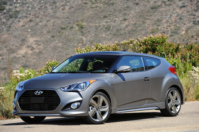 Hyundai Veloster Turbo R-Spec Car Wallpaper