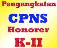 Pengangkatan Honorer K2 Menjadi PNS dan TMT CPNS Honorer