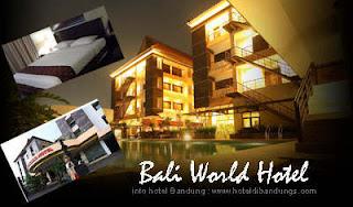 hotel bali world bandung