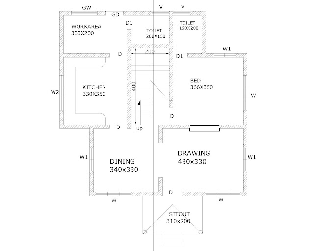 1500 Sq Ft 3 Bedroom House Floor Plan Home Design