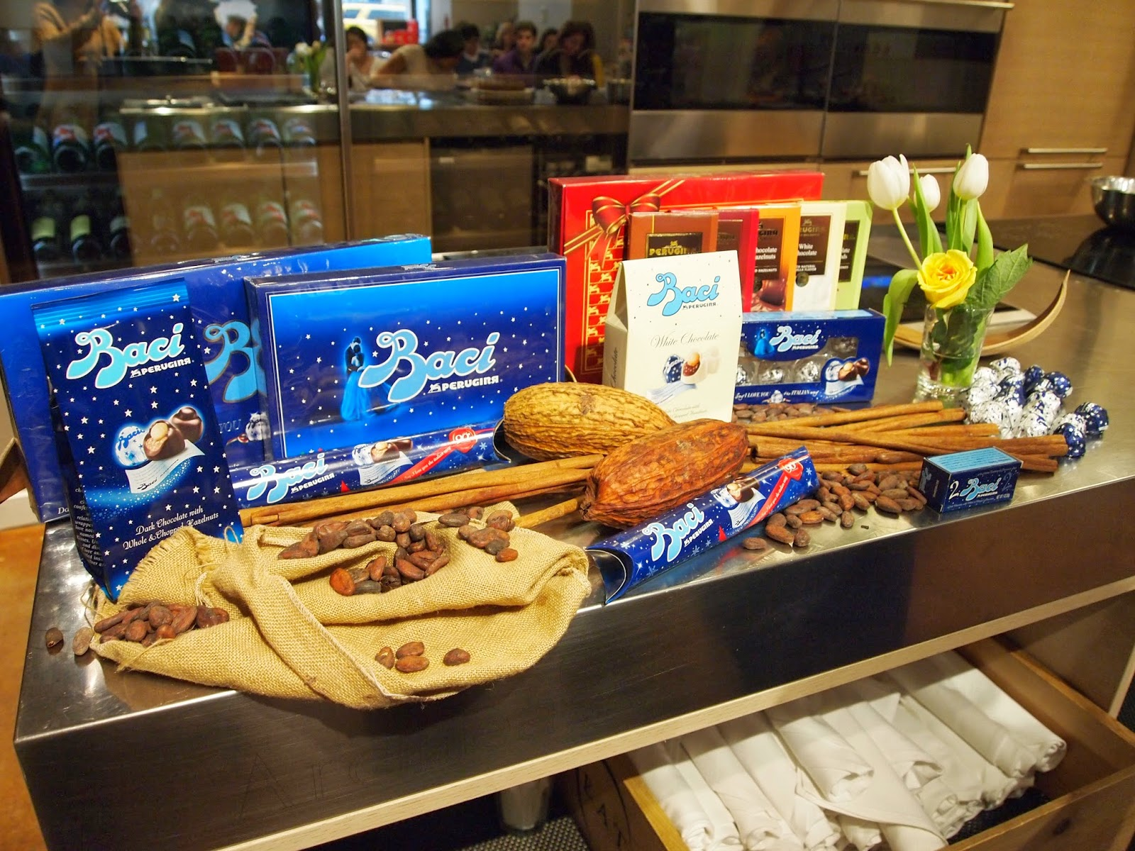 Chicago Foodie Sisters: Eataly to host Perugina chocolate ...