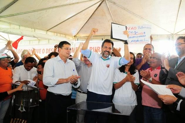 GDF regulariza quatro assentamentos em São Sebastião