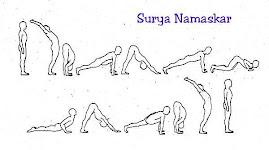 Surya Namaskar: a Saudação ao Sol