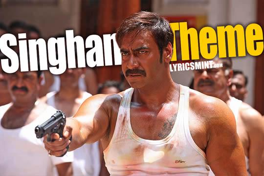 Singham Returns - Ajay Devgn