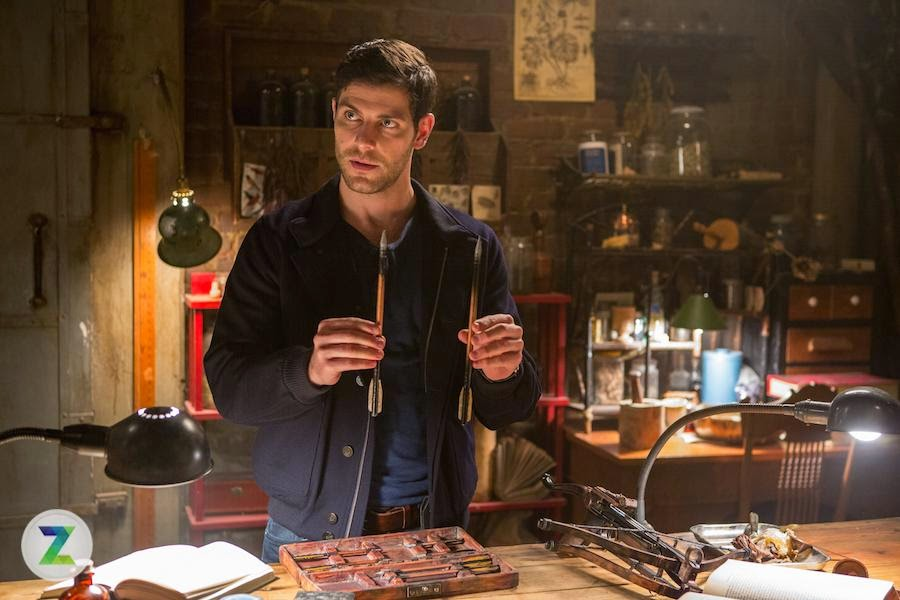 Grimm - Double Date - Review