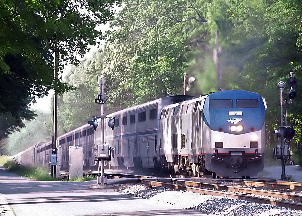 personal essay about trains and railroads The transcontinental railroads the transcontinental railroad consisted of ten major railroads that together would span the distance between the east and west coasts.