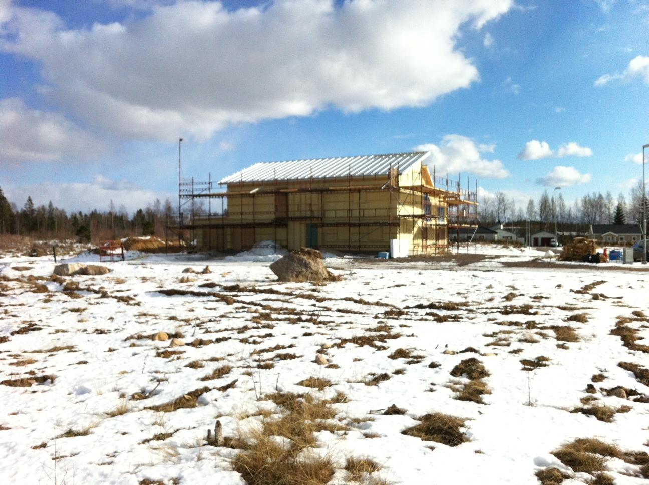 Villa flintvägen: mars 2013