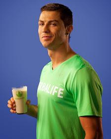Cristiano Ronaldo & Herbalife, Nutrição para uma vida melhor
