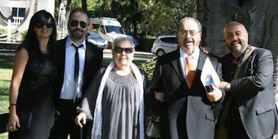 Hermanos y actores, Pepa Rosado, Rafael Castejón, Nuria Castejón Rosado