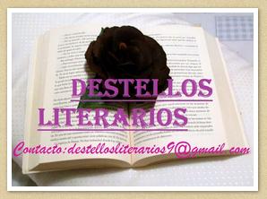 Blog Destellos Literarios ENTREVISTAS A AUTORES Y MUCHO MÁS
