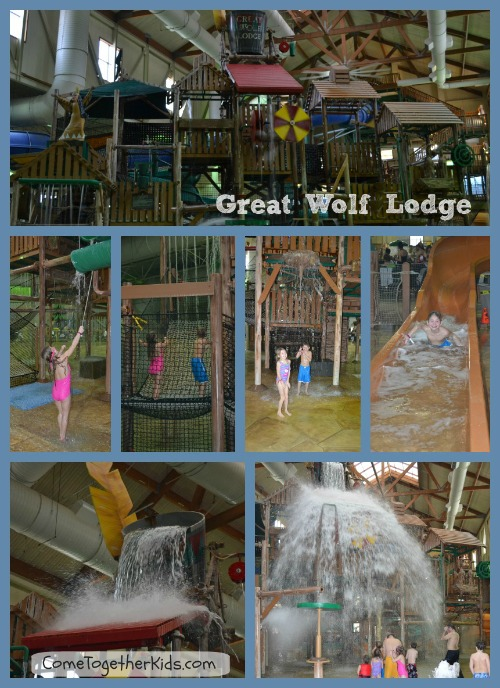Great Wolf Lodge reviews