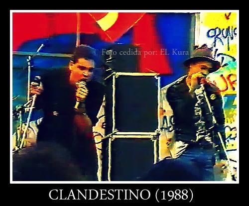 Clandestino 1988