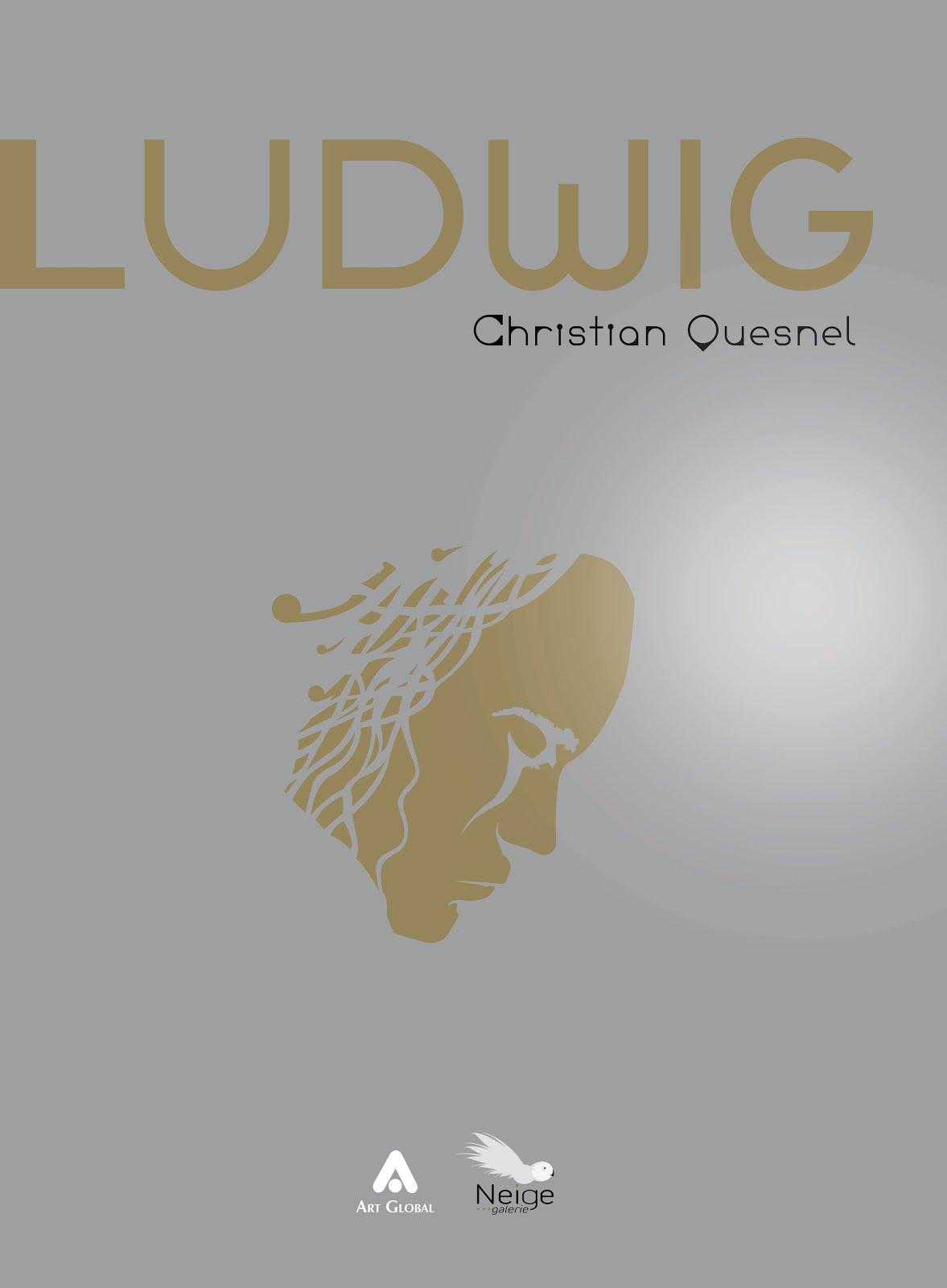Procurez-vous «Ludwig», la BD symphonique de Christian Quesnel