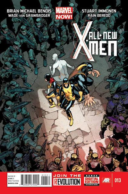 All New X-Men #13 (Marvel Now) Descarga Comics Español