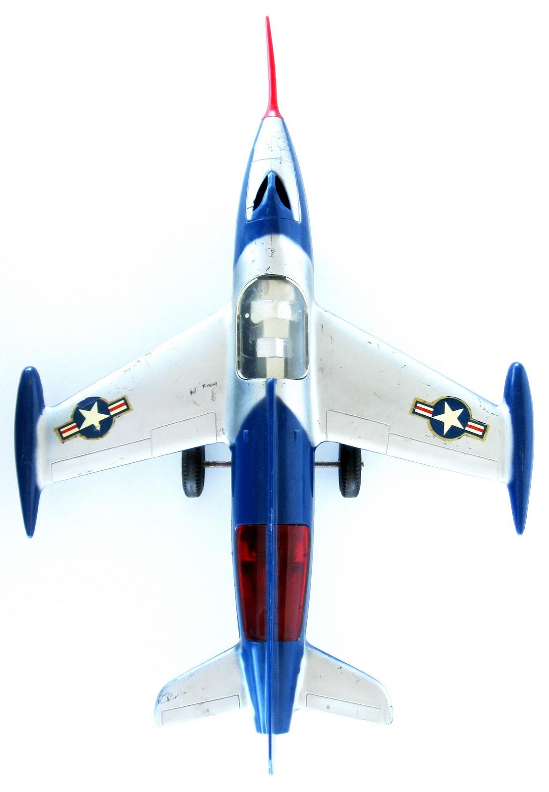 Supersonic Jet Plane