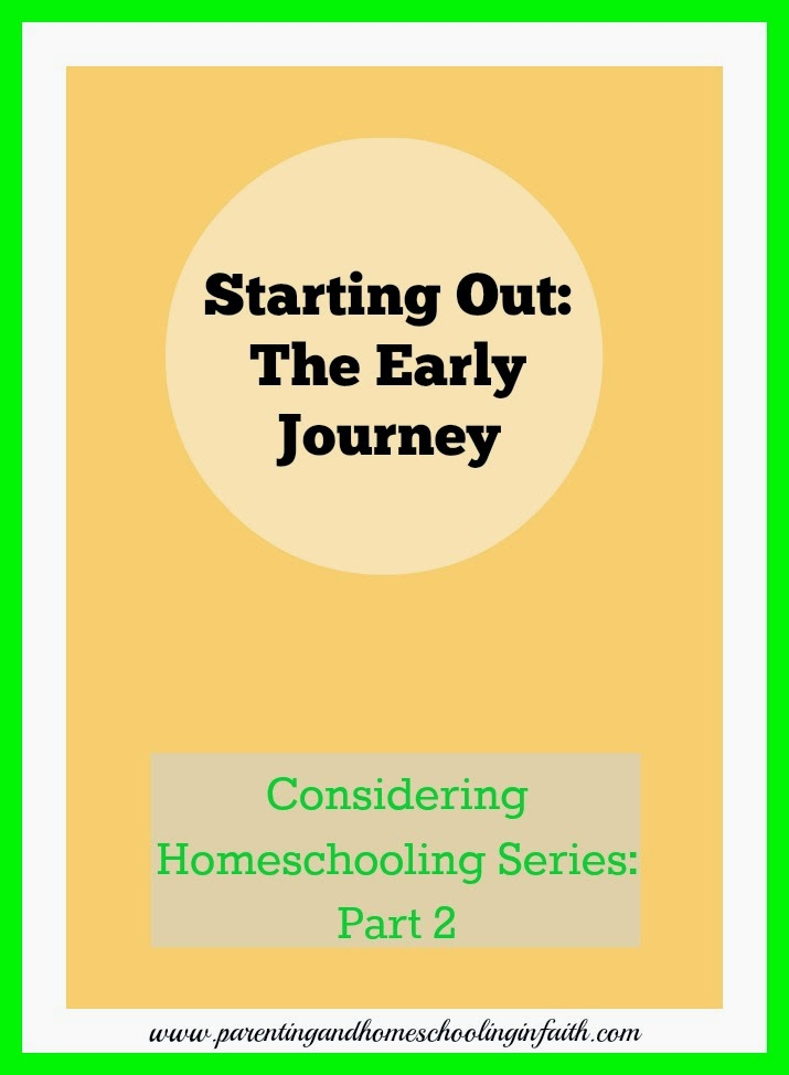 homeschool series reasons for