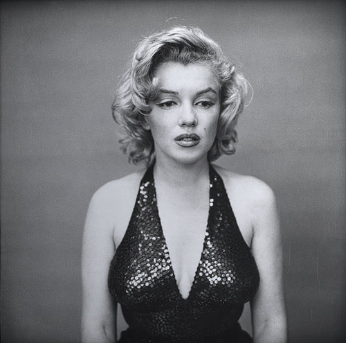 'Marilyn  Monroe'. Richard Avedon