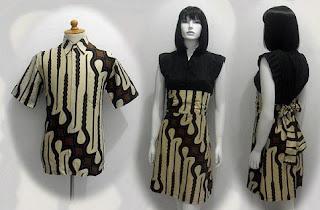 baju batik solo