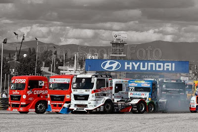 27 º GP Camión de España 2013. Driffing AM y PRO