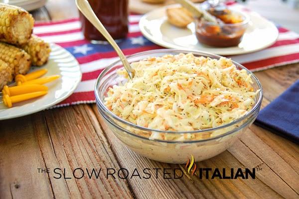 http://www.theslowroasteditalian.com/2012/09/simple-cole-slaw.html