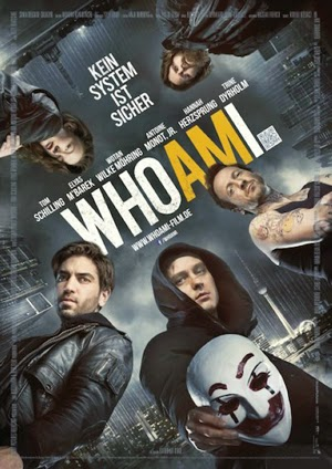 Who Am I 2014 poster