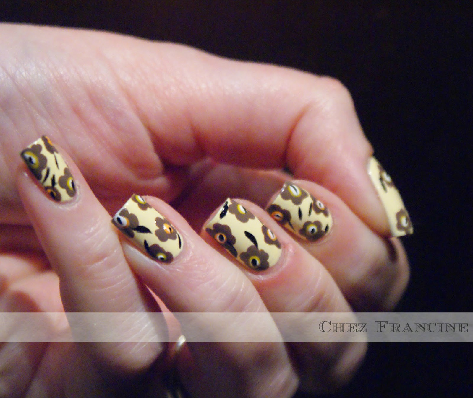 Chez Francine: [SAILING - ONEPIECE INSPIRED NAIL ART ] #4 Usopp