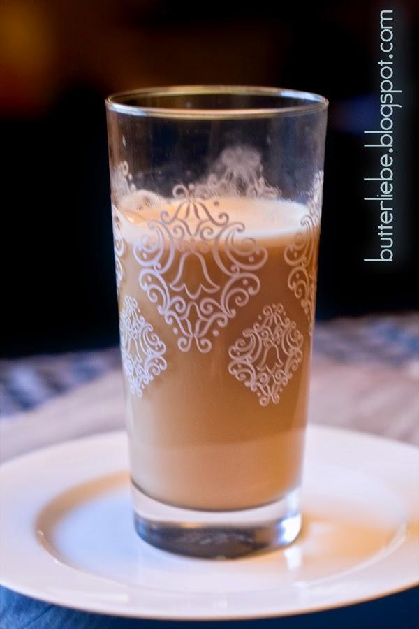 Butterliebe LCHF Blog : Rezept für Bulletproof Tee, Buttertee, Butter Tee LCHF