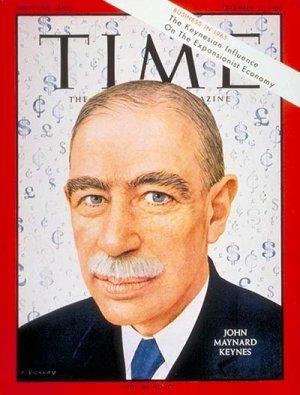 John Maynard Keynes - TIME magazine