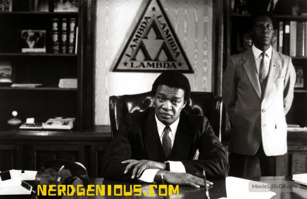 Bernie Casey UN Jefferson Lambda head revenge of the nerds