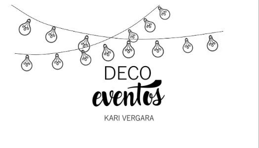 Kari Vergara Deco eventos