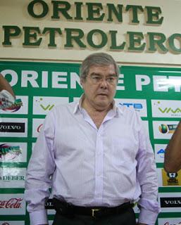 Oriente Petrolero - Miguel Ángel Antelo - DaleOoo.com sitio del Club Oriente Petrolero