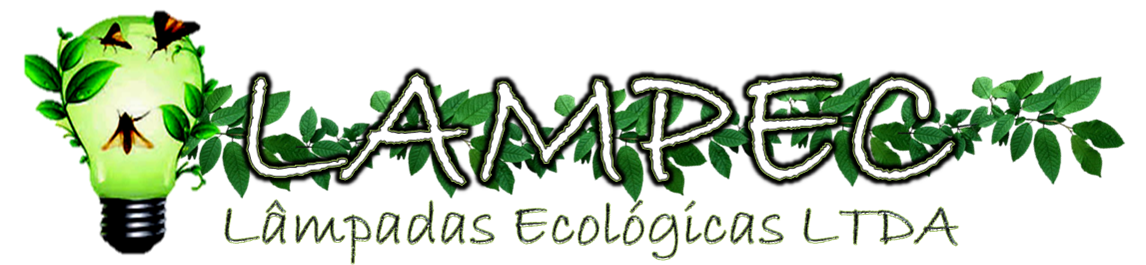 lampadas ecologicas