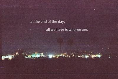 al final del dia