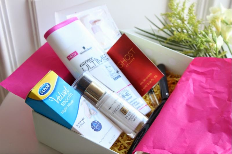 Glossybox May 2014 Review