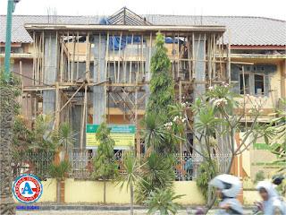 Rehab Gedung PA Kota Bima Disesuaikan dengan Prototype MA
