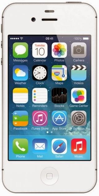 Spesifikasi dan Harga Apple iPhone 4 Smartfren CDMA Terbaru 2014