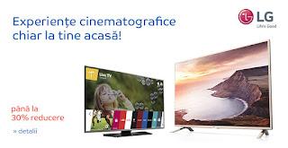 Oferta buna la televizoare smart