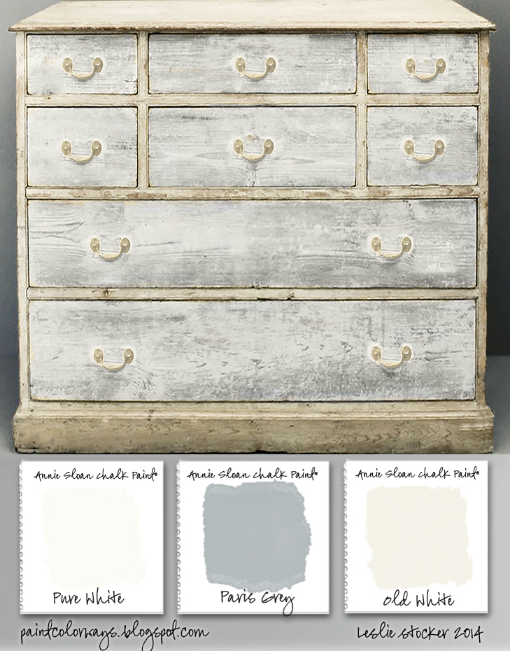 Swedish Country Style Fair Of Annie Sloan Chalk Paint Image