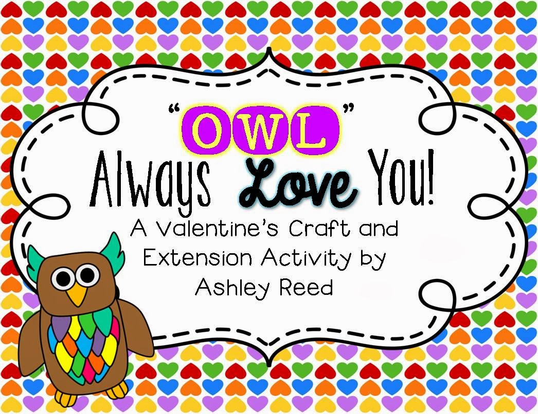http://www.teacherspayteachers.com/Product/Valentines-Owl-Craftivity-Owl-Always-Love-you-1043237