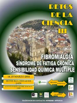 Retos de la ciencia III, nueva Jornada de la Federación ALBA de Andalucía.