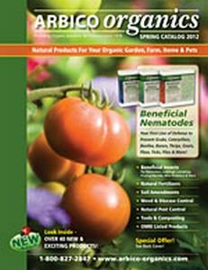 Brinde Gratis Catálogo Arbico Organics