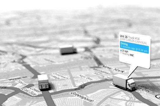 GPS Fleet Management