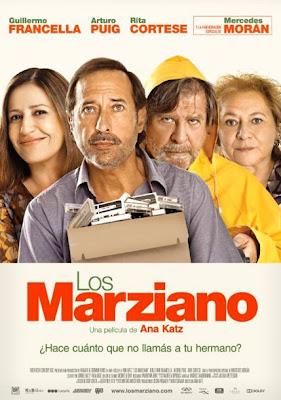 Filme Poster Los Marziano DVDRip XviD & RMVB Legendado