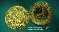 BORNEO dinar