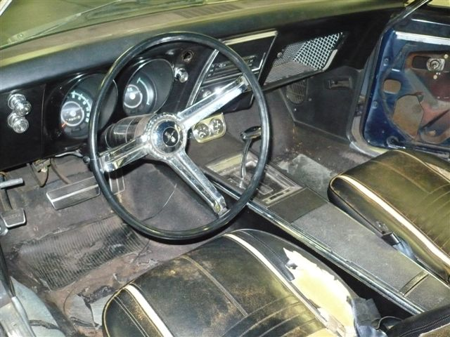 plum crazy restorations the muscle car shop 1967 chevy camaro complete. Black Bedroom Furniture Sets. Home Design Ideas